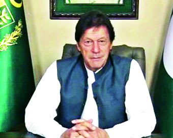 Modi made historic blunder: Imran on Article 370