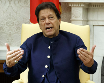 Pak terrorists fought in Kashmir, JeM operates in India: Imran