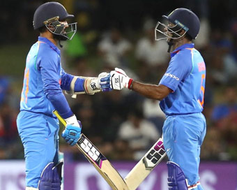 3rd ODI: Clinical India outclass New Zealand to clinch series
