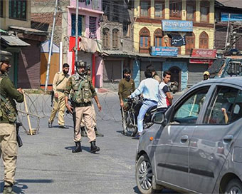 Terrorist incidents down by half after Article 370 scrapped in J&K: Government