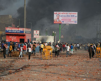 Shops remain closed in violence-hit northeast Delhi