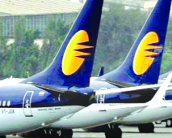Jet fails to get funds, to suspend operations