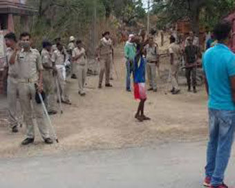 Jharkhand villagers lynch a man who killed his wife