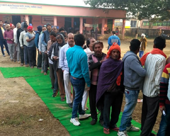 64.44% votes cast in Ist phase of Jharkhand polls