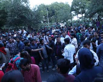 Breather for JNU students; service, utility charges reduced