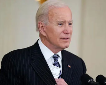 All US adults eligible for Covid-19 vaccine by April 19: Biden