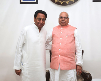 Kamal Nath meets Guv, uncertainty over MP floor test