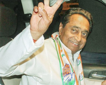 Kamal Nath is new Chief Minister of Madhya Pradesh