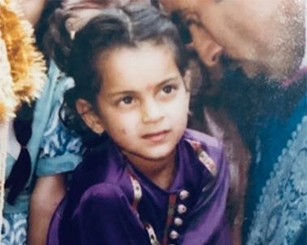 Kangana Ranaut reminisces about childhood Lohri celebrations