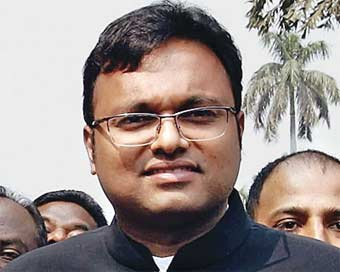 ED moves SC against HC order giving relief to Karti Chidambaram from arrest