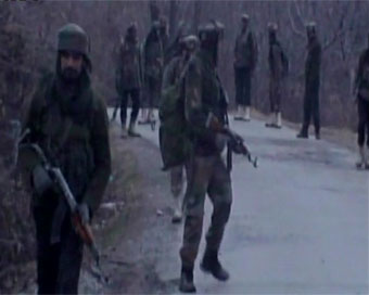 3 soldiers, 1 woman killed in J&K attack