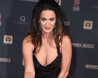 Katy Perry: To get through levels of life, you have to be resilient