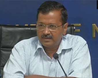 Women can travel free in DTC buses, Delhi Metro: Kejriwal
