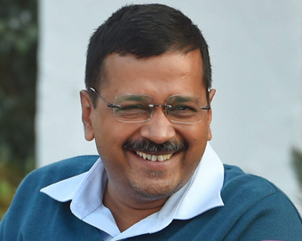 Kejriwal to file nomination on Monday