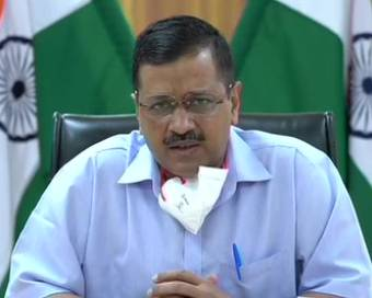 Situation improving but no room for complacency: CM Kejriwal