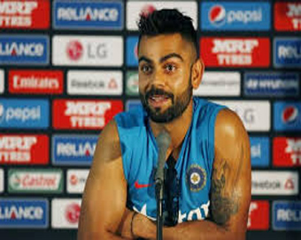 Kohli wants to give out of form openers time