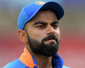 To be honest, I never doubted myself in game situations: Kohli