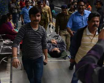 Forty injured in Kolkata Metro fire, passenger calls it