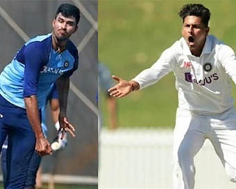 Ashwin, Sundar, Kuldeep may be India