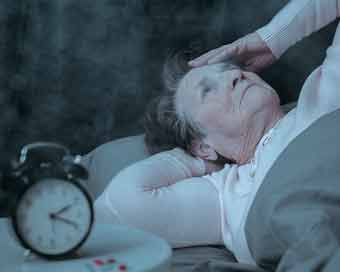 Poor sleep linked to reduced memory in older adults