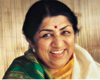 Happy birthday Lata jee