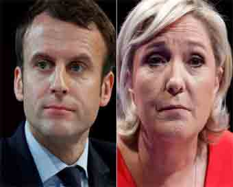 Voting begins for French presidential runoff