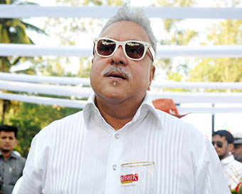 Strong political patronage in UK stalling Vijay Mallya