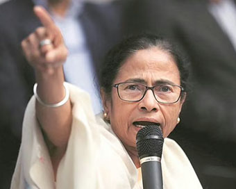 Mamata Banerjee fumes at suspension of MPs in Rajya Sabha