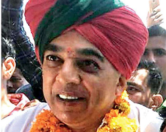 BJP MLA Manvendra Singh quits party, says