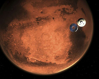 Microbes from Earth could temporarily survive on Mars: Study