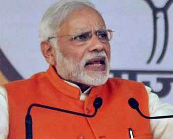 Modi to address BJP mega rally in Lucknow