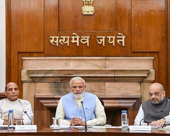 Union Cabinet approves National Population Register