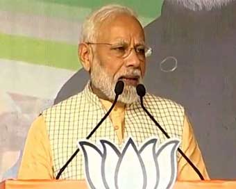 Maoists restricted to few areas in Jharkhand: Modi