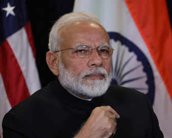 Top awards conferred on PM Modi