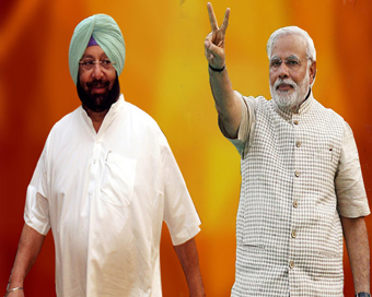 BJP sweeps UP in historic mandate, Congress wins Punjab