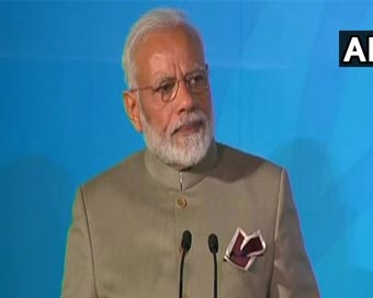 Anti-terrorism measures should not be politicised: Modi
