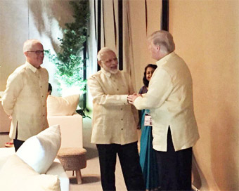 Modi attends 31st Asean Summit opening ceremony