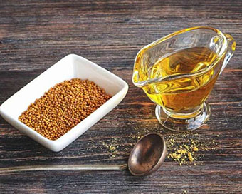 Mustard oil best for your heart: Experts