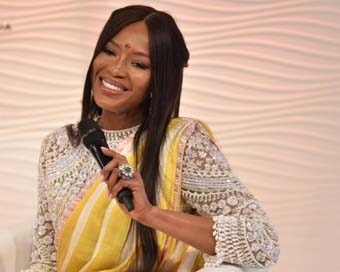Naomi Campbell wants to hold masterclass for Indian girls