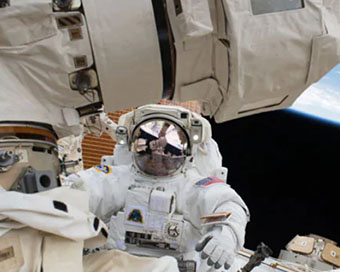 NASA astronauts complete 7 hour-long spacewalk