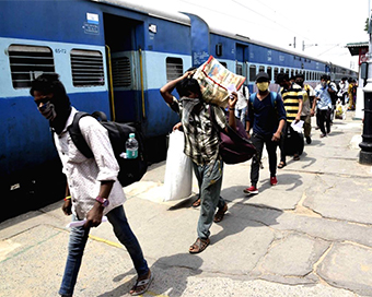 Three special trains to leave from Delhi with 3,461 passengers today