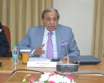 Finance Commission to submit report to President on Nov 9