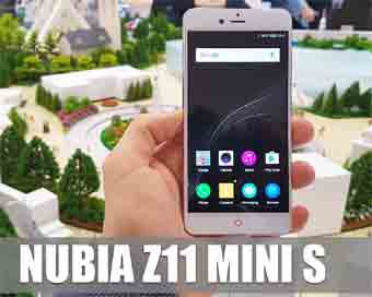 Camera-centric nubia Z11 MINI S smartphone now in India