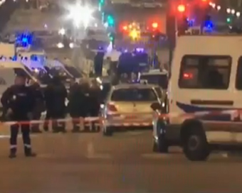 IS claims responsibility for Paris shooting