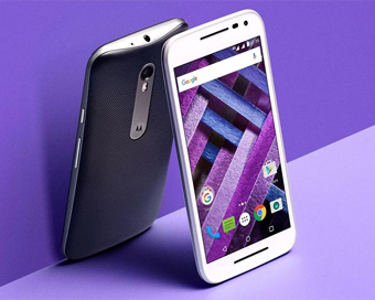 Moto G5 smartphone launched in India