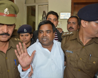 CBI books Prajapati, 4 IAS officers in illegal sand mining cases in UP