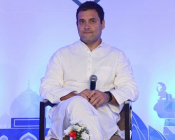 Rahul Gandhi makes first appearance at defence panel meet