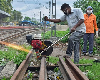 160 railway projects of 9 lakh mandays for migrant workers: Chairman