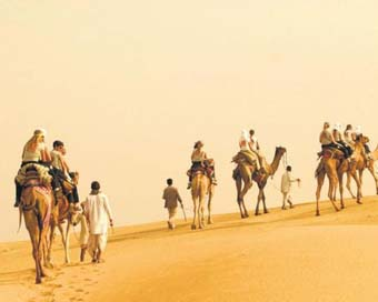 Rajasthan reports big surge in tourist arrivals