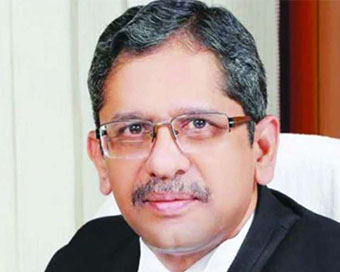 President appoints Justice N.V. Ramana as next CJI